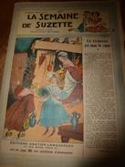 1948 LSDS  :La  RICHESSE EST DANS LE COEUR ; Etc - La Semaine De Suzette