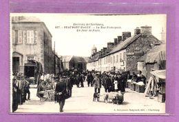 CPA BEAUMONT LA HAGUE - Beaumont