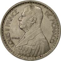 Monaco, Louis II, 20 Francs, Vingt, 1947, Poissy, TTB, Copper-nickel, KM:124 - Monaco