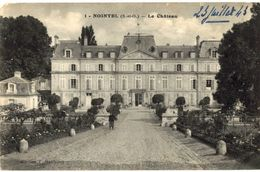 CPA N°13473 - NOINTEL - LE CHATEAU - 1943 - Francia