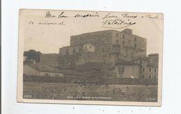 ALES 435/10 CARTE PHOTO FORT VAUBAN VU DE ROCHEBELLE 1903 - Alès