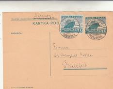 Brody Intero Postale 1936 - 1919-1939 Repubblica