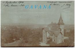 78 VILLENNES-sur-SEINE - Villa Beau Site - Carte-photo - Villennes-sur-Seine