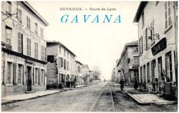 69 HEYRIEUX - Route De Lyon - Autres Communes