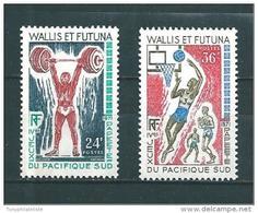 Timbres De Wallis Et Futuna  Timbres  De 1971  N°178/79  Neuf ** - Wallis And Futuna