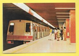 CHINE HONG KONG  Mass Transit Railway - Chine (Hong Kong)
