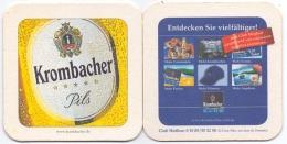 #D172-199 Viltje Krombacher - Sous-bocks