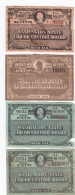 Liquor Tax Stamps, Washington State USA Beer Tax Stamps C1930s/50s(?), - Beers