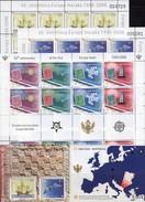 CEPT 2006 HRVATSKA 734/5 KB,Block 27+Montenegro 108/1 KB,Bl.3 ** 228€ Blocs Hb History M/s Sheetlets S/s Bf EUROPA - Kroatien
