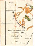 La Grotte De Han - Vieux Papiers