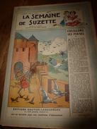 1948 LSDS  :Quincampoix, Marchand De Perles; Comment Devenir Céramiste ; Etc - La Semaine De Suzette