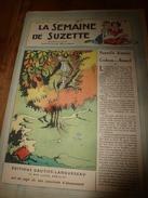 1948 LSDS  :Quincampoix, Marchand De Perles; Autre Histoire Du CORBEAU ET DU RENARD ; Etc - La Semaine De Suzette