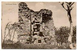 Royaume-Uni / Ecosse : Ardrossan Castle. - Ayrshire
