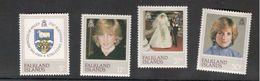 FalklandIslands1982:Michel346-9mnh** PRINCESS ANNE (birthday) - Falkland Islands