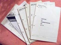 SCOUTISME - Lot De Divers Documents De Formation Scouts De France - Scoutisme