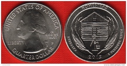 "USA Quarter (1/4 Dollar) 2015 P Mint ""Homestead"" UNC - 2010-...: National Parks"