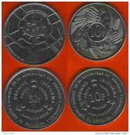 Burundi 10 + 50 Francs 2011 UNC - Burundi
