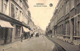Jemeppe - Rue Grand Vinave (belle Animation, G. Hermans, Attelage,...) - Seraing