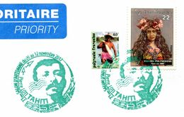 Polynésie  - Cachet Commémoratif Du 71e Salon D'automne - R 5274 - Polinesia Francese