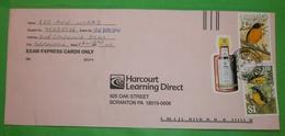 TRINIDAD & TOBAGO - Brief Letter Lettre 信 Lettera Carta письмо Brev 手紙 จดหมาย Cover Envelope (2 Foto)(33747) - Trinidad & Tobago (1962-...)