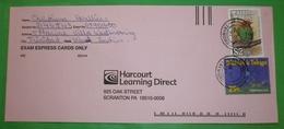 TRINIDAD & TOBAGO - Brief Letter Lettre 信 Lettera Carta письмо Brev 手紙 จดหมาย Cover Envelope (2 Foto)(33750) - Trinidad & Tobago (1962-...)