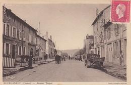 Bourganeuf- Avenue Turgot - Bourganeuf