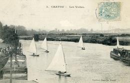 CHATOU - Les Voiles - Chatou