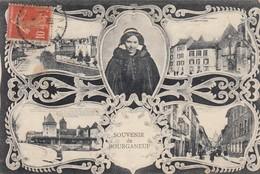 Bourganeuf- Souvenir De Bourganeuf - Bourganeuf