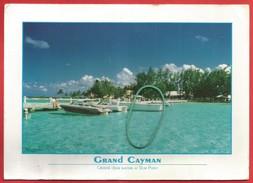 Grand Cayman, Crystal Clear Waters At Rum Point - Caïman (Iles)