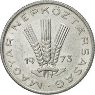 Hongrie, 20 Fillér, 1973, Budapest, SUP, Aluminium, KM:573 - Hongrie