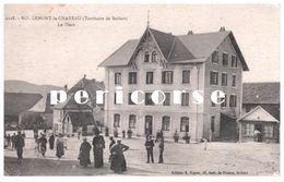 90  Rougemont Le Chateau  La Place - Rougemont-le-Château