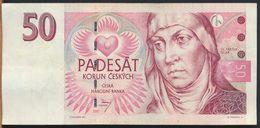 °°° CZECH REPUBLIC - 50 KORUN 1997 °°° - Repubblica Ceca