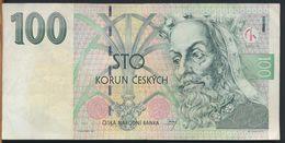 °°° CZECH REPUBLIC - 100 KORUN 1997 °°° - Repubblica Ceca