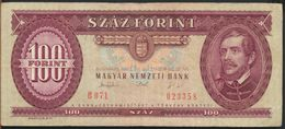 °°° HUNGARY - 100 FORINT 1993 °°° - Ungheria
