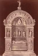Italie Ferrara Ferrare Cathedrale Monument Lorenzo Roverella Ancienne Photo 1890 - Photos