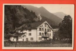 EVE-35 Hotel De La Truite Au Champ Du Moulin. Cachet Couvet, Timbre Manque. - NE Neuenburg