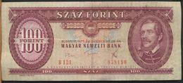 °°° HUNGARY - 100 FORINT 1975 °°° - Ungheria