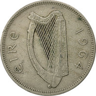 IRELAND REPUBLIC, Florin, 1964, TTB, Copper-nickel, KM:15a - Irlande