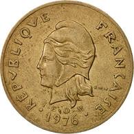 French Polynesia, 100 Francs, 1976, Paris, TTB, Nickel-Bronze, KM:14 - French Polynesia
