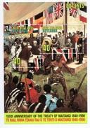 NEW ZEALAND 1990 150th Anniversary Of Treaty Of Waitangi: Miniature Sheet UM/MNH - Blocchi & Foglietti
