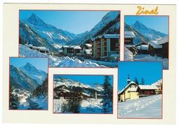 Suisse // Schweiz // Switzerland // Valais //  Zinal - VS Valais