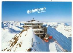 Suisse // Schweiz // Switzerland // Berne //  Schilthorn - BE Berne