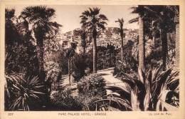06 - GRASSE - Parc Palace Hotel - Un Coin Du Parc - Grasse