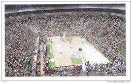 Slovenia Basketball Cards  Stickers - Nr. 180 Arena Stožice Ljubljana - Stickers