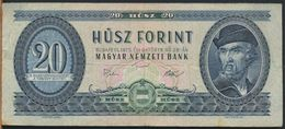 °°° HUNGARY - 20 FORINT 1975 °°° - Ungheria