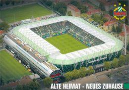 AK Allianz-Stadion Postkarte SK Rapid Wien Gerhard-Hanappi Hütteldorf Österreich Austria Autriche Football SCR Stade - Fussball
