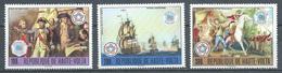 Haute-Volta Poste Aérienne YT N°210/212 Indépendance Des Etats-Unis Neuf ** - Haute-Volta (1958-1984)