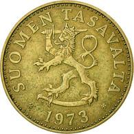 Finlande, 50 Penniä, 1973, TTB, Aluminum-Bronze, KM:48 - Finlande