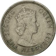 Mauritius, Elizabeth II, 1/4 Rupee, 1971, TTB, Copper-nickel, KM:36 - Mauritius