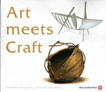 NEW ZEALAND 2002 Artistic Crafts: Presentation Pack - Presentation Packs